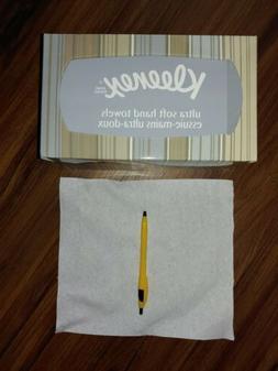 Soft Kleenex Hand Napkins Tissue 70 per box  One at a time h