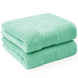 Cleanbear Soft Hand Towels - 100% Cotton Bath Hand Towel Set