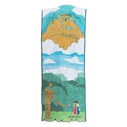 "Marushin Studio Ghibli Laputa Castle In The Sky Face towel """