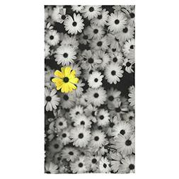 stylish customized soft yellow flower