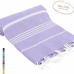 Sultan Extra Large Beach Pool 100% Turkish Cotton Towel 70''