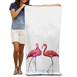 Colivy Super Absorbent Hipster Pink Lovely Flamingo Large Be