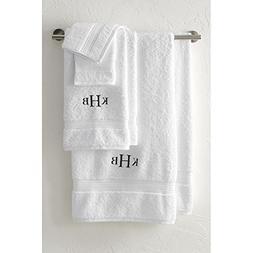 Lands' End Supima Towel 6-piece Set, White
