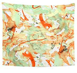 Emvency Tapestry Polyester Fabric Print Home Decor Geometric