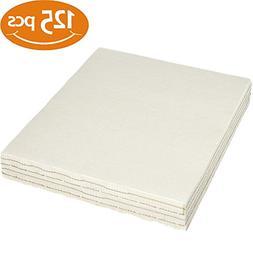 TAOindustry Tear Away Stabilizer Set - Pack 125 Precut Sheet