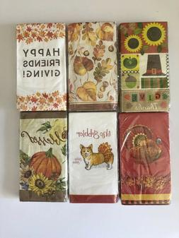 thanksgiving guest hand towels paper napkins 20