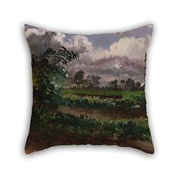 Throw Pillow Covers Oil Painting Francis Danby - A View Acro