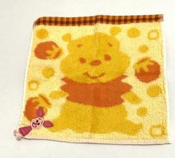Tokyo Disney Store, Winnie the Pooh Bear Pink Mini Hand Towe