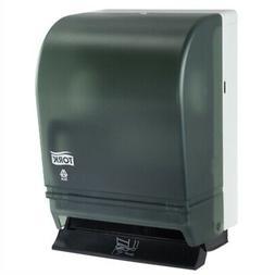 Tork Push Bar Auto Transfer Hand Towel Roll Dispenser , 1 ea