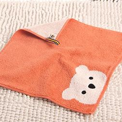 DHG Towel cotton square scarf, adult male and female wash fa