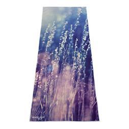 YOGA DESIGN LAB The HOT Yoga Towel Luxury Non Slip Quick Dry
