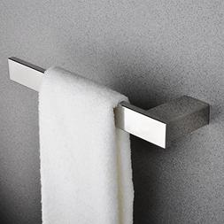 Towel Ring Open with 10-1/2 Inches Bar Rack Paper Towel Hold