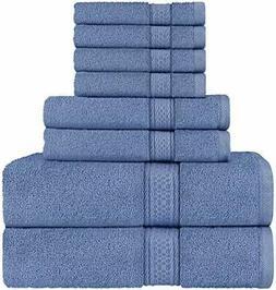 Utopia Towels Towel Set, 2 Bath Towels, 2 Hand Towels, and 4