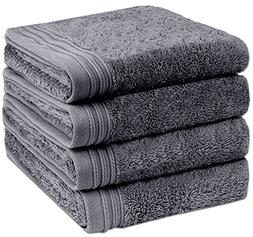 Weidemans Premium 4 Pieces Towel Set including 4 exclusive H