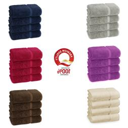 towel set luxury cotton hand towel 4