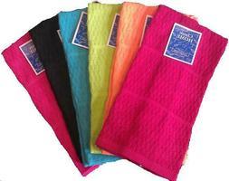 Kitchen Towel Cotton Dish Hand Towel Long Lasting 12 Pack 15