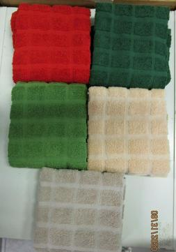 TOWELS...KITCHEN / HAND.. 5 COLORS TO CHOOSE FROM