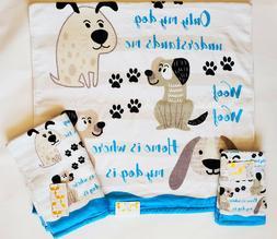 Kassafina Towels Set of 4, Bath Towel, Hand and 2 Fingertip