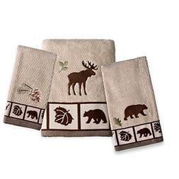 Saturday Knight Natures Trail Towel Set