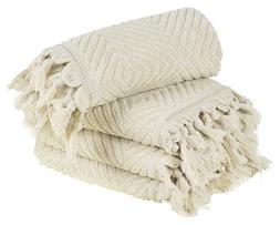 Arvec Turkish Bamboo Towel%70 Bamboo%30 Turkish Cotton, 500