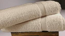 "Turkish Luxury Hotel & Spa 30""x60"" Bath Sheet Set of 2 Turki"