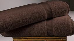 "SALBAKOS Turkish Luxury Hotel & Spa 30""x60"" Bath Sheet Set o"