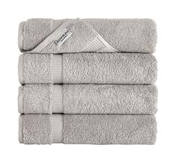 SALBAKOS Luxury Hotel & Spa Turkish Cotton 4-Piece Eco-Frien