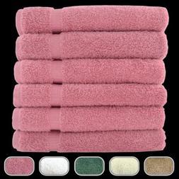 SALBAKOS Luxury Hotel & Spa Turkish Cotton 6-Piece Eco-Frien