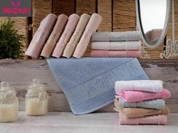 Nurpak Turkish Premium Bamboo Hand Towel