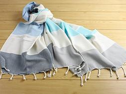 Turkish Towel Pestemal Hand Loomed Pestemal Bath Towel Hamma