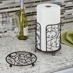 InterDesign Twigz Paper Towel Stand, 1 ea
