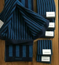 Marimekko UJO Bath Towels Hand Towels Washcloths Navy/Blue S