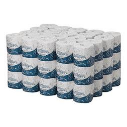 Angel Soft Ultra 2-Ply Premium Embossed Bathroom Tissue, Whi