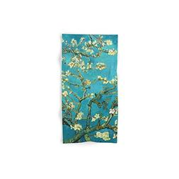 Society6 Vincent Van Gogh Blossoming Almond Tree Hand Towel