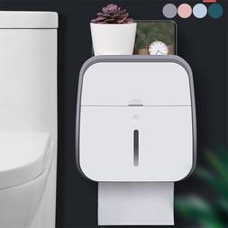Wall Mounted Toilet Paper Holder <font><b>Towel</b></font> <