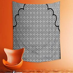 aolankaili Wall Tapestries Arabian Art Background with a Gro