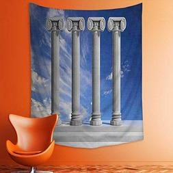 aolankaili Wall Tapestries Historical Theme Four Ancient Mar