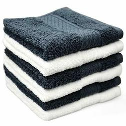 wash cloths 100 percent cotton washcloths 6