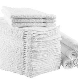 Alurri Bath Mat - 2 Pack - Machine Washable Cotton BathMats