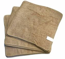 Washcloth Towel 24Pcs 100% Cotton Face Cloth 12x12 Washcloth
