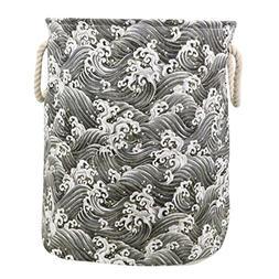 Cinhent Bag 1PC Waterproof Cotton Linen Laundry, Home Living