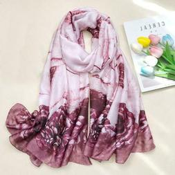 Women Scarf Beach Towel Sunscreen Long Shawl Hand Rolled Sca