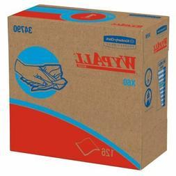 WypAll 34790CT X60 Wipers, Nylon, 9 1/8 x 16 7/8, 126/Box, 1