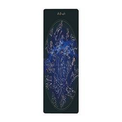 iPrint Yoga Towel, 100% Microfiber Yoga Mat Towel,Constellat