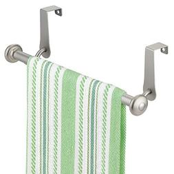 InterDesign York Over-the-Cabinet Kitchen Dish Towel Bar Hol