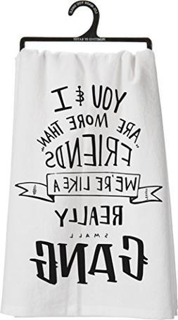 You and I Tea Towel
